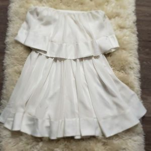 Do+Be   Strapless Mini Dress